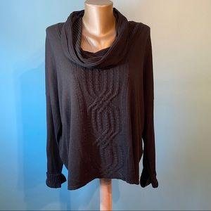 Parkhurst cowl necked sweater